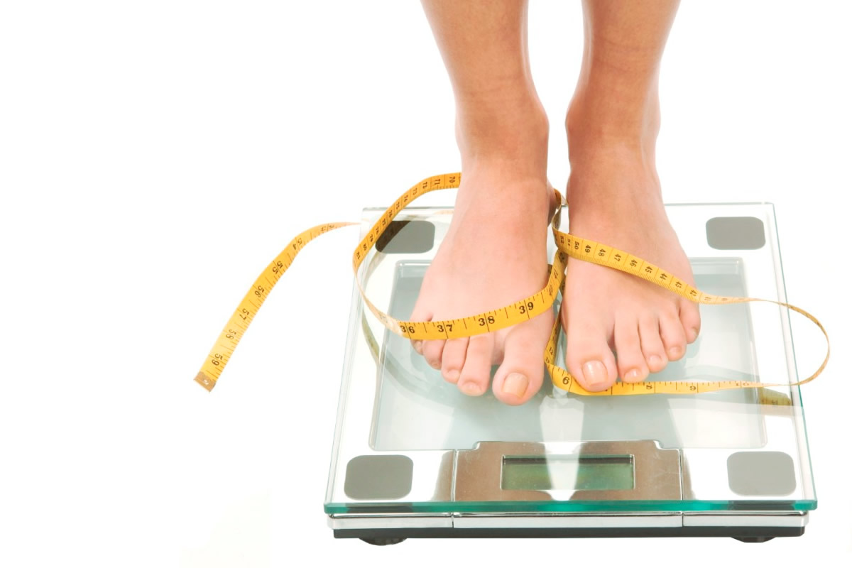 Chi ha visitato il fitness club e ha perso il peso